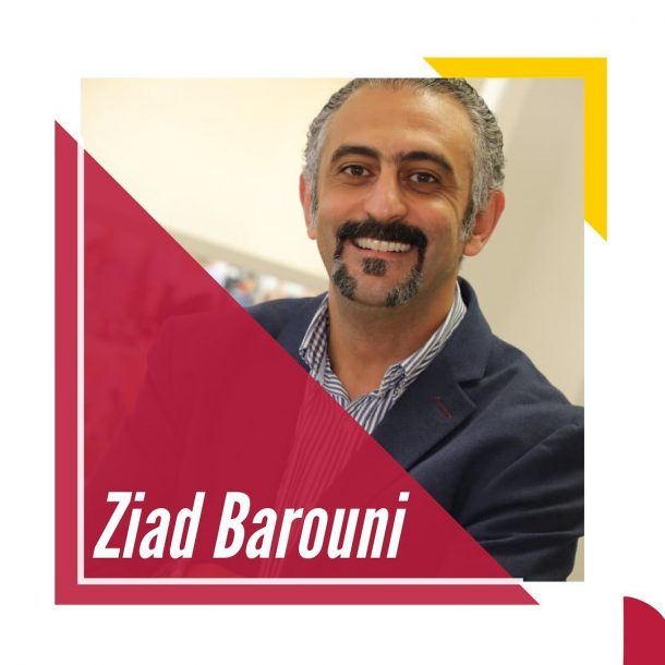 Ziad Barouni Kazan Youth Forum