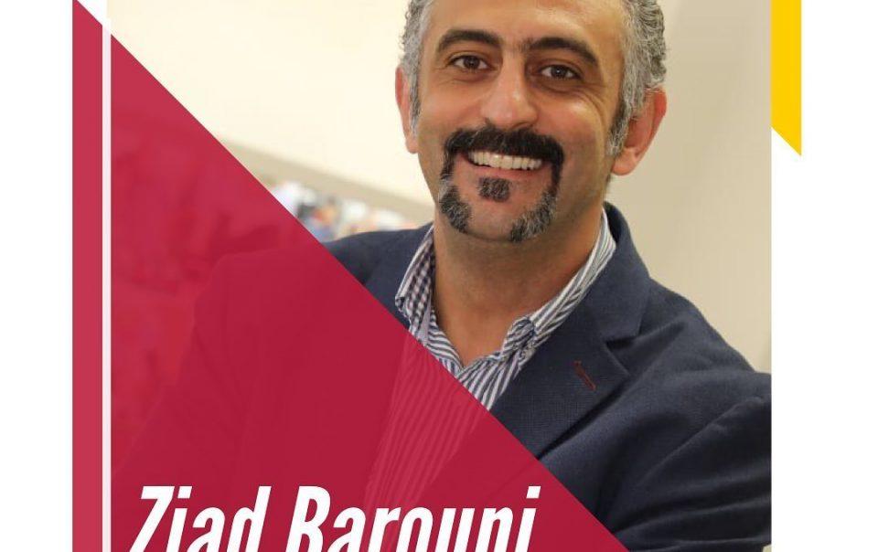 Ziad Barouni Kazan Youth Forum