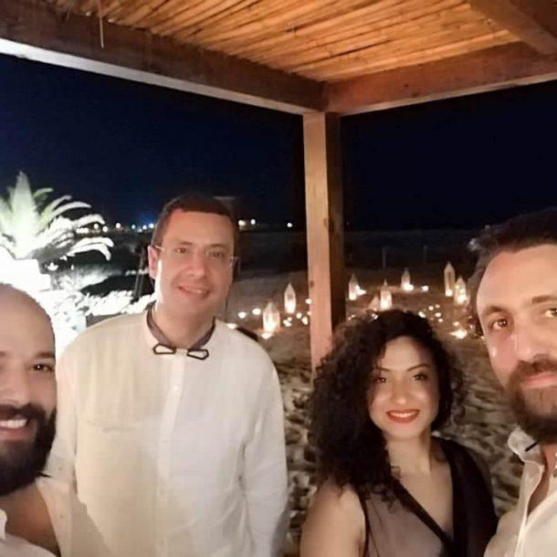 Hamdi Barouni Opera National Anthem